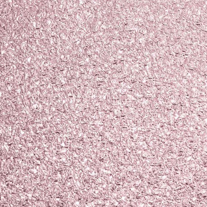 Vinyl Tapete Metallic Schimmer Textur soft pink