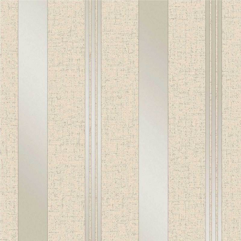 Vinyl Tapete Quartz Streifen Gold