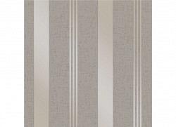 Vinyl Tapete Quartz Streifen Zinn
