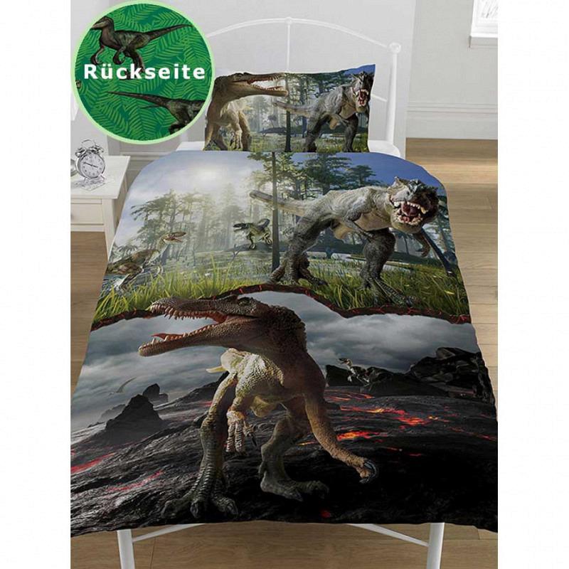 Bettwäsche Dinosaurier Jurassic World