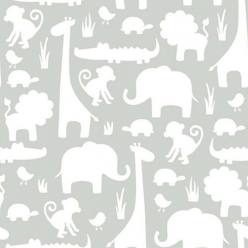 Tapete selbstklebend Dschungel