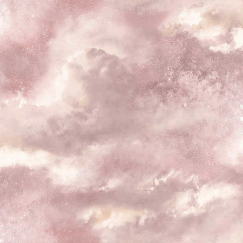 Tapete Diamant Wolken Morgenröte