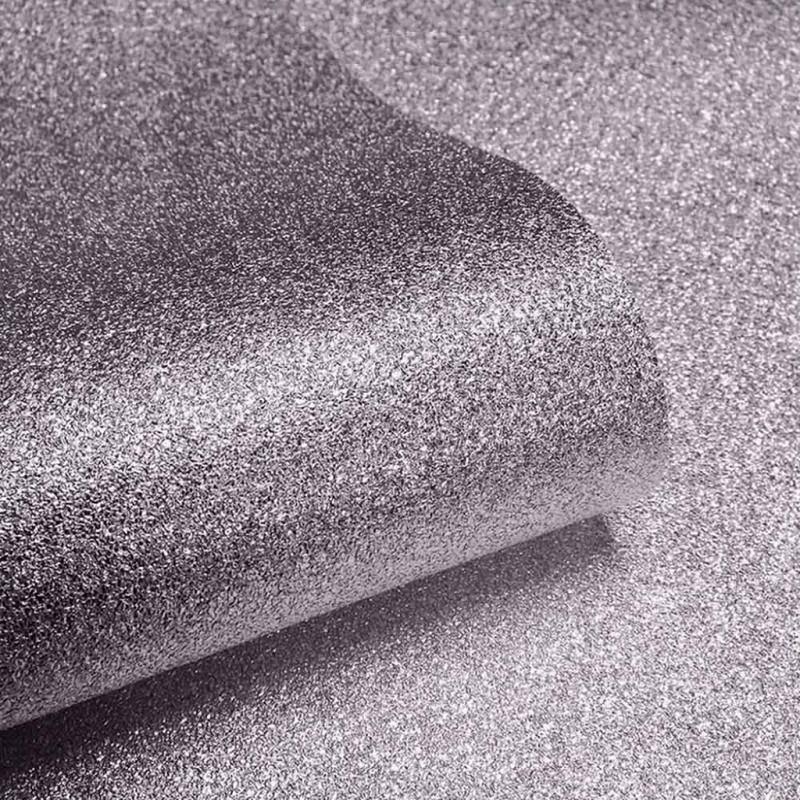 Tapete nerz Glitter Effekt