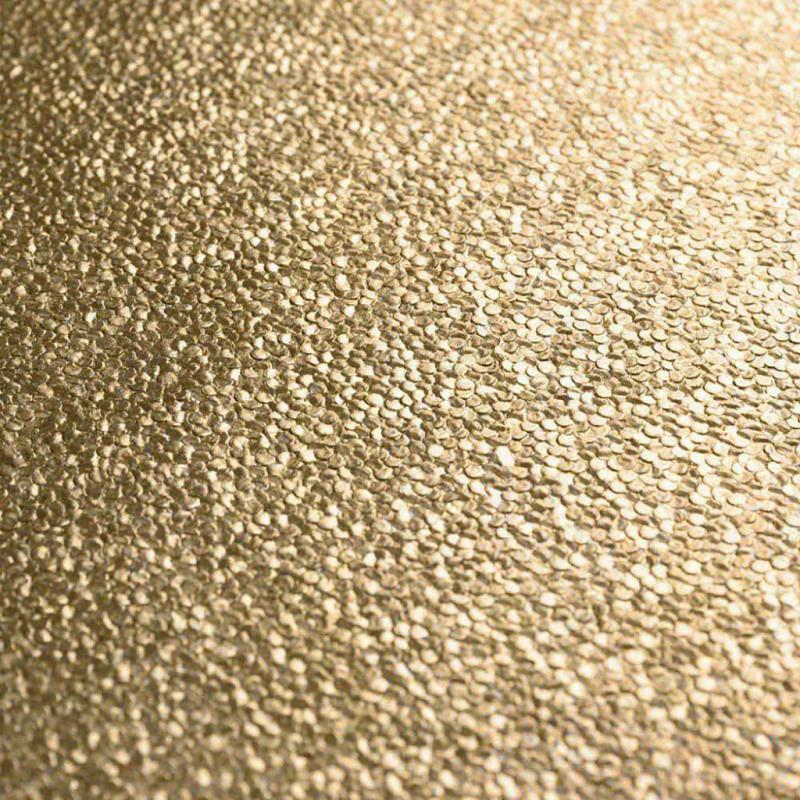 Tapete Amelia Metall Textur Gold