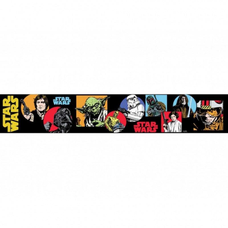 Bordüre Star Wars Comic selbstklebend