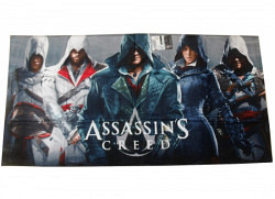Handtuch Assassins Creed Badetuch