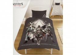 Bettwäsche Assassins Creed Serve The Light