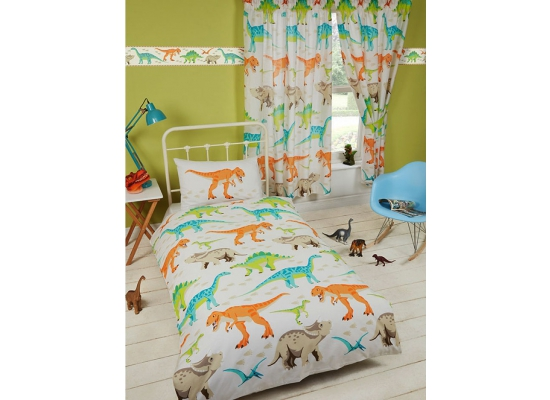 kinderzimmer bord re tapeten borte dinosaurier dino kinderzimmer abl sbar jungen ebay. Black Bedroom Furniture Sets. Home Design Ideas