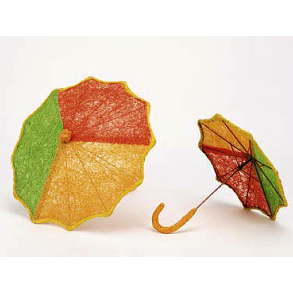 Sisal Schirm