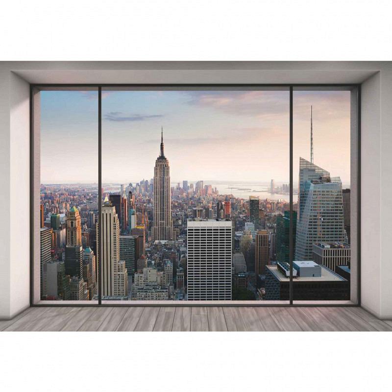 Vlies Fototapete Penthouse New York