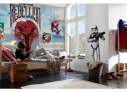 Fototapete Star Wars Rebellen
