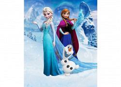Fototapete Kinderzimmer Eiskönigin Disney Frozen