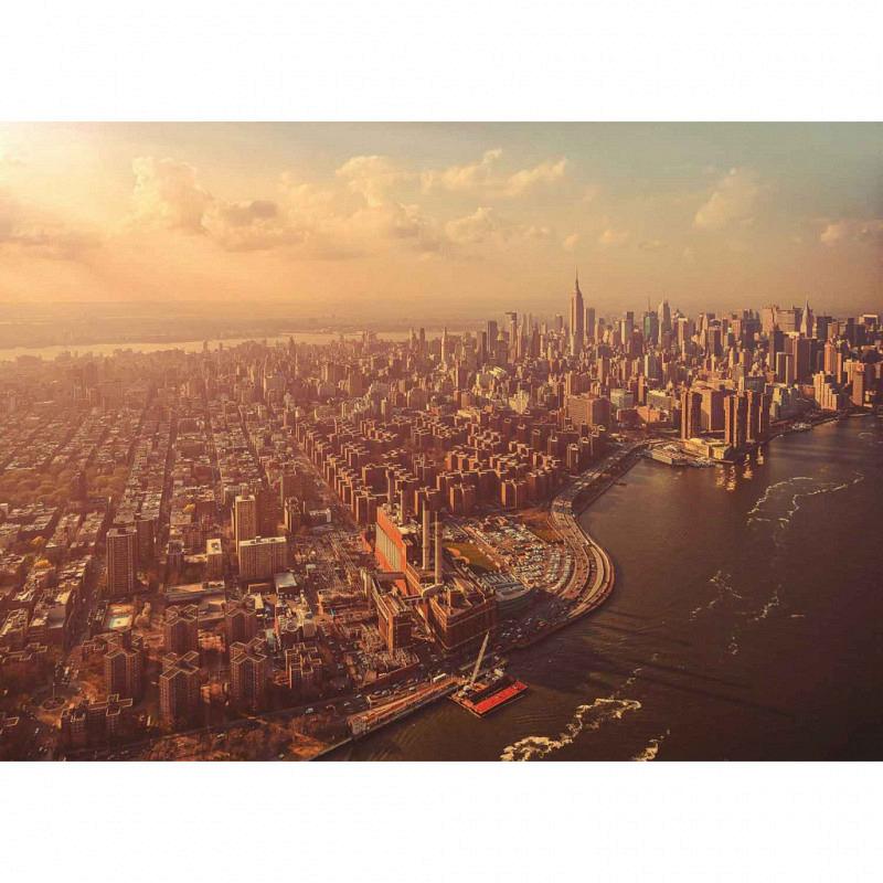 Fototapete Retro Manhattan