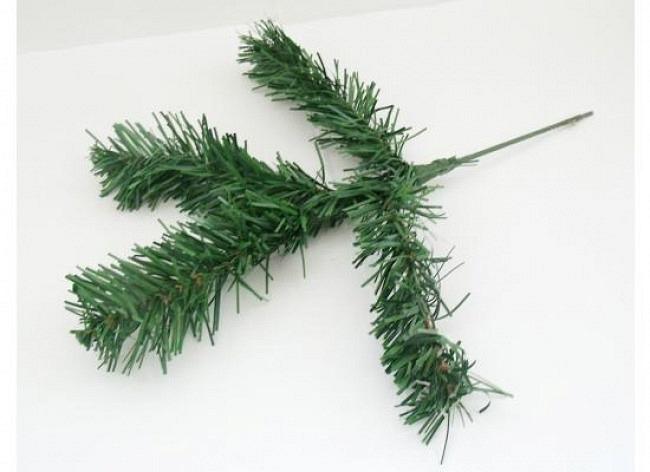 Tannenzweig Innendekoration 35cm 4 Spitzen