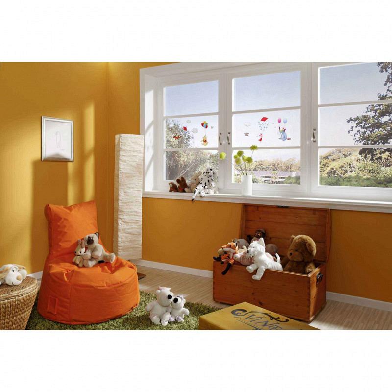 Fensterbild Winnie Pooh