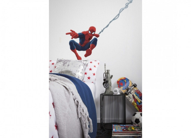 Wandtattoo Spiderman