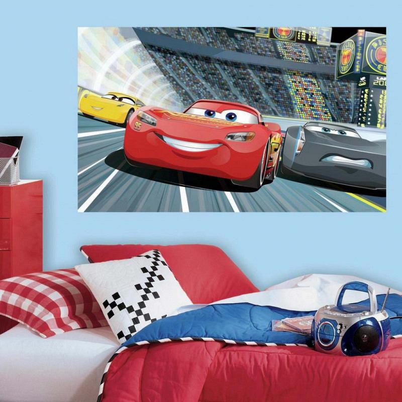 RoomMates Fototapete Disney Pixar Cars Wandbild