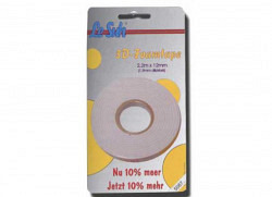 Schaumklebeband Le Suh Format 2,2m x 12mm x 1,0mm