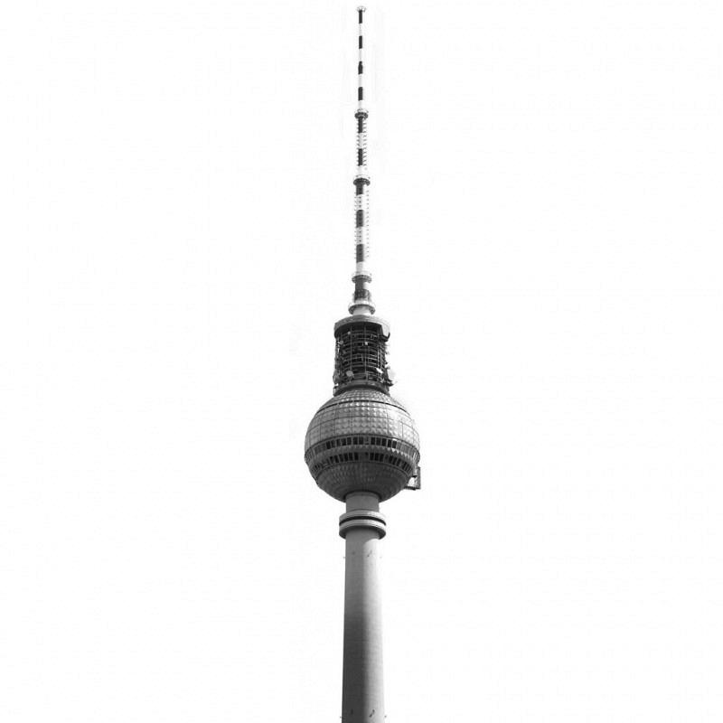 Vlies Fototapete Fernsehturm Berlin