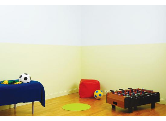 funtosee wandsticker wandtattoo fu ballstadion kinderzimmer jungen ebay. Black Bedroom Furniture Sets. Home Design Ideas