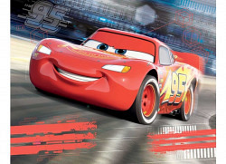 Walltastic Fototapete Disney Cars
