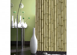 Tapete Bambus Stäbe