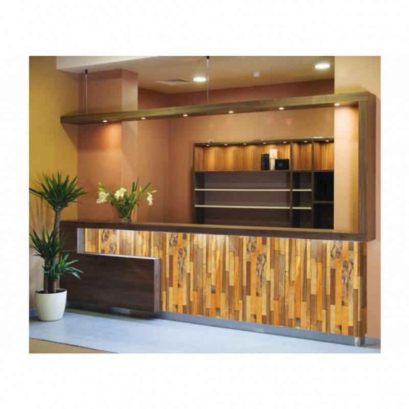 Tapete selbstklebend Design Holzstruktur