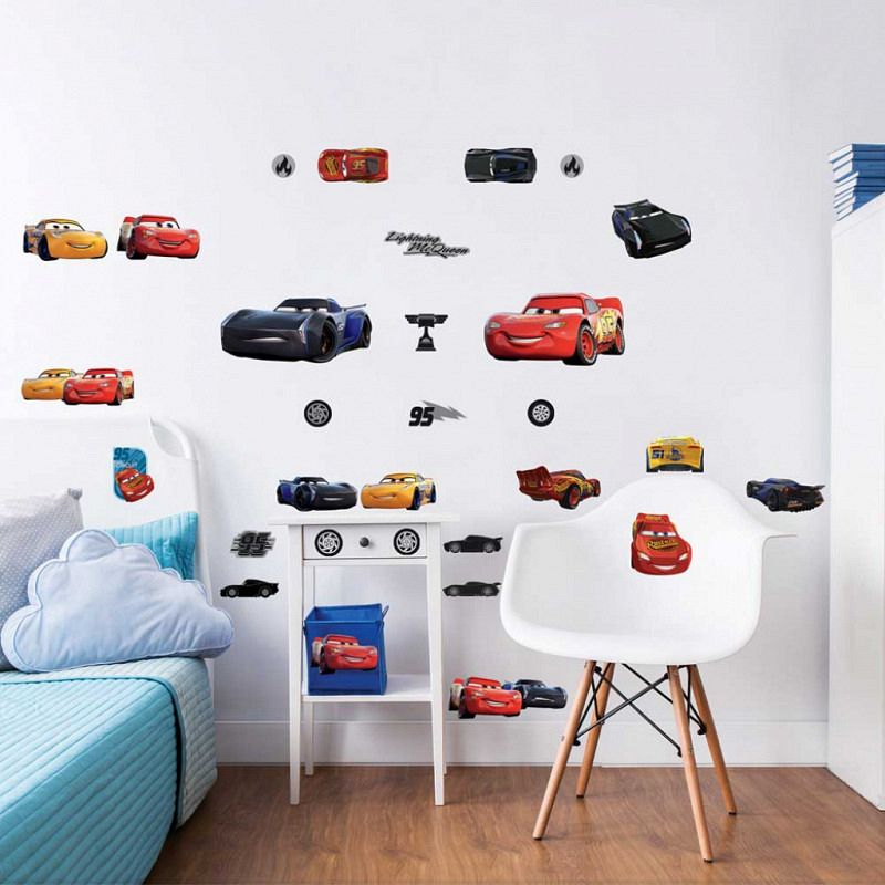 Walltastic Wandsticker Disney Cars