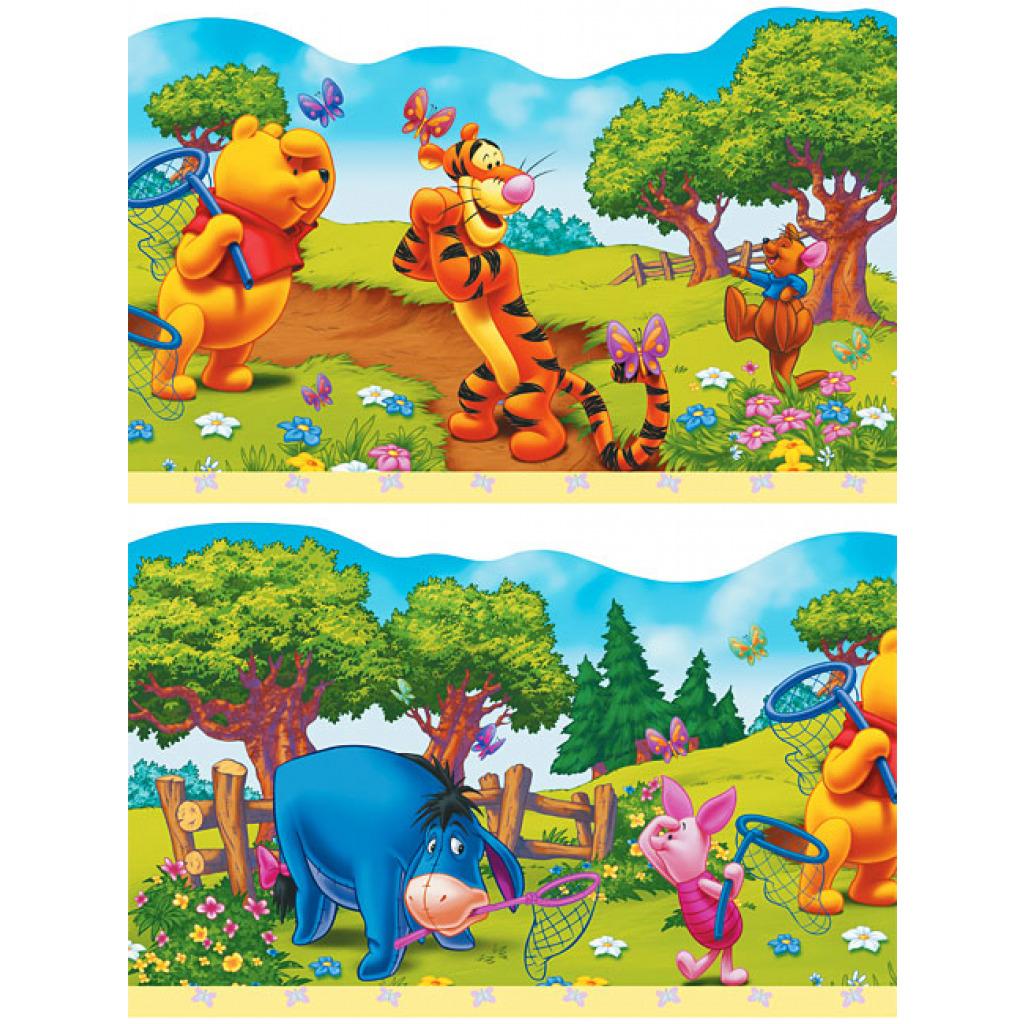 Kinderzimmer Bordüre Winnie Pooh-Winnie the Pooh