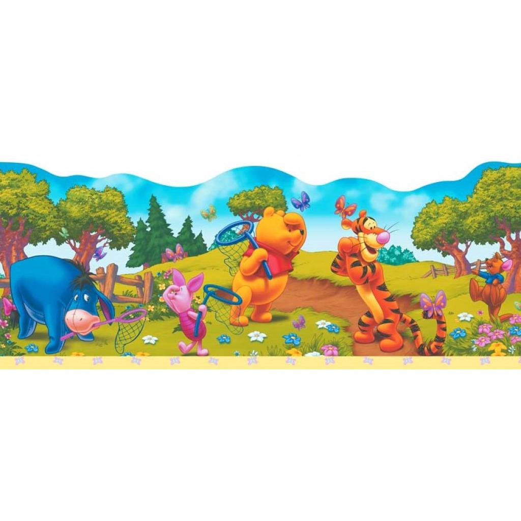 Kinderzimmer bord re winnie pooh winnie the pooh - Winnie pooh babyzimmer ...