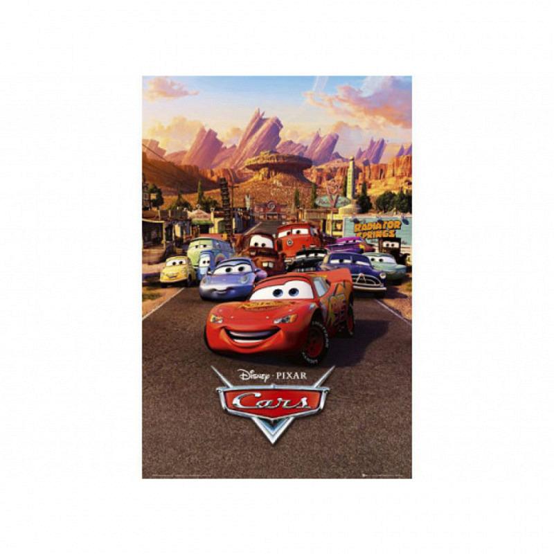 Disney Pixar Cars Maxi Poster