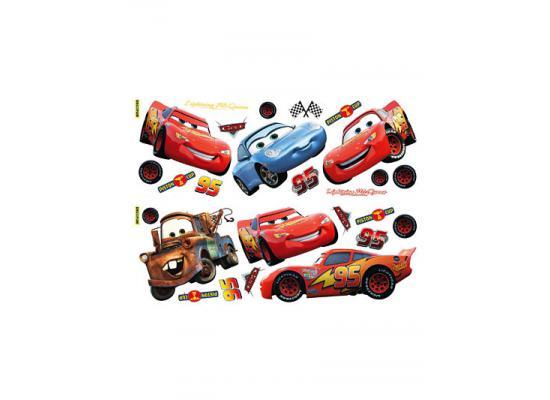 Wandtattoo disney pixar cars wandsticker kinderzimmer - Disney cars kinderzimmer ...