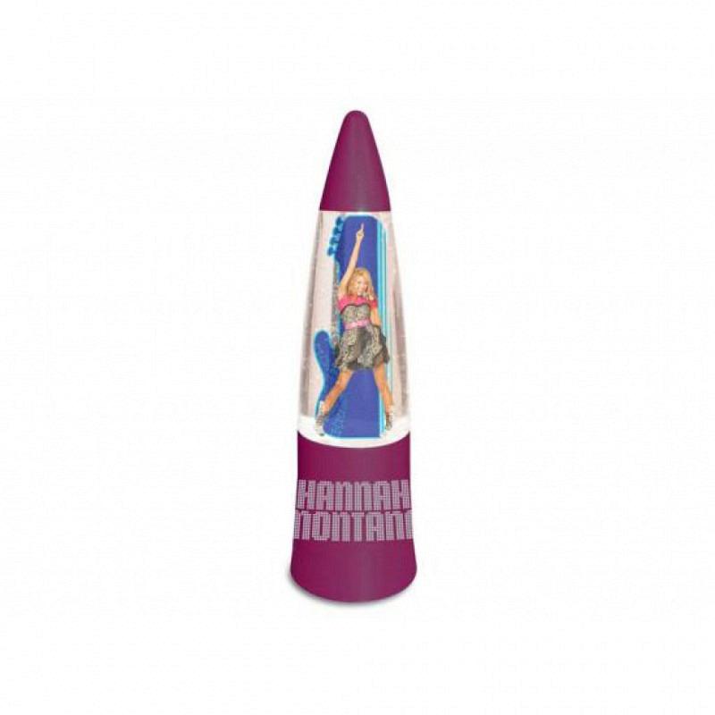 Hannah Montana Glitter Lampe