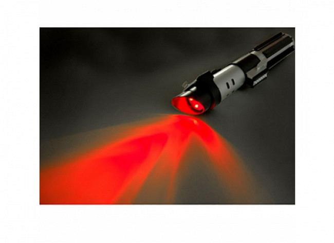 Laserschwert Darth Vader Taschenlampe