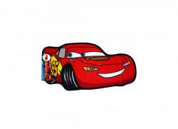 Teppich Bettvorleger Lightning McQueen