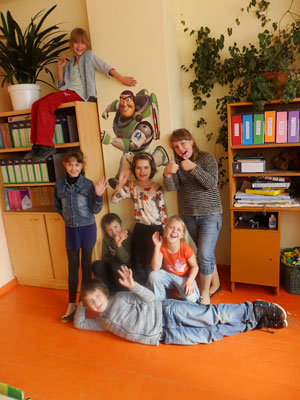 lettischer Kindergarten