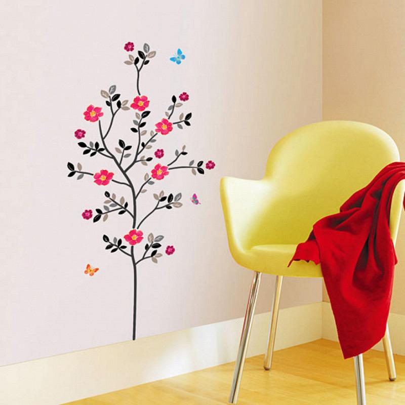 Wandsticker Frühlingserwachen Baumblüte