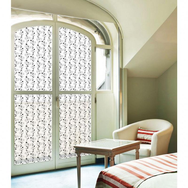 Fensterfolie selbstklebend Weinranken