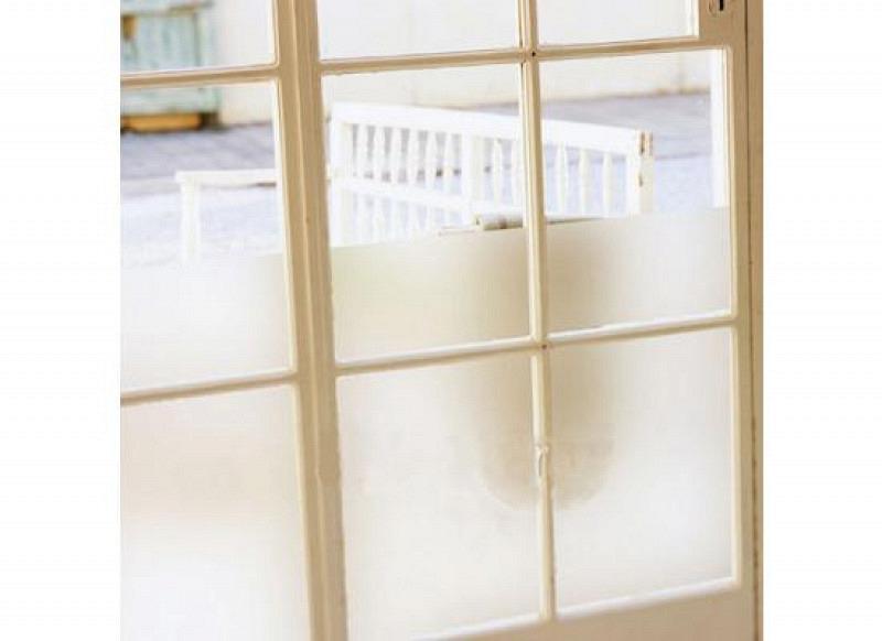 Fensterfolie Milchglasfolie selbstklebend