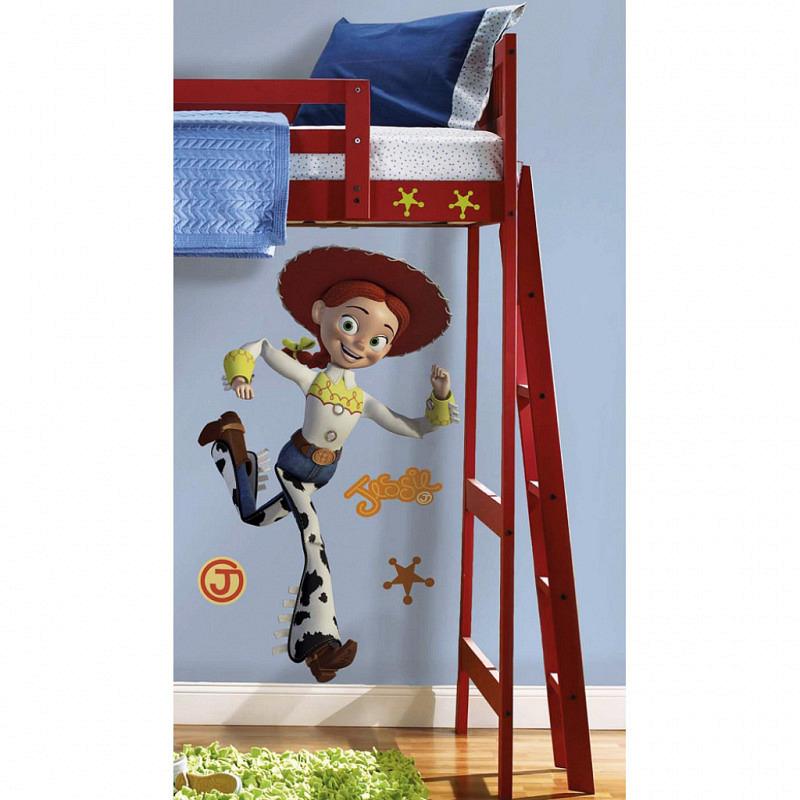 RoomMates Wandsticker Toy Story Cowgirl Jessie