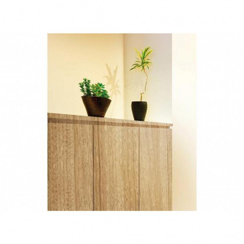 Tapete selbstklebend Möbelfolie Holz mittelbraun