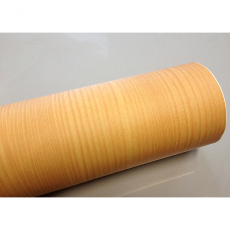 Tapete selbstklebend Holz Struktur hellbraun