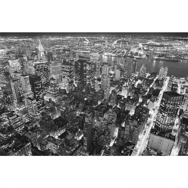 Wandbild Blick Empire State Building