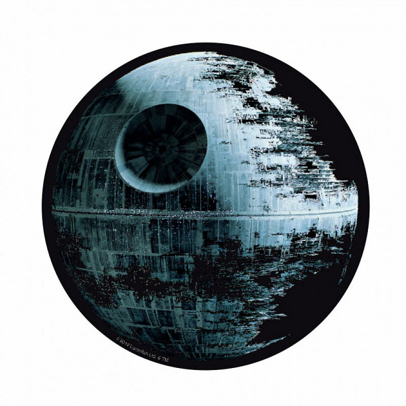 Mousepad Star Wars Todesstern