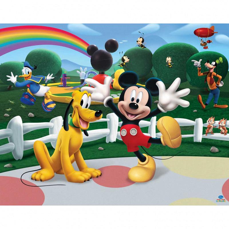 Fototapete Kinderzimmer Disney Mickey Mouse