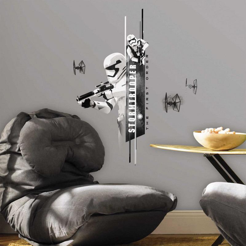 Wandsticker Star Wars Sturmtruppen First Order