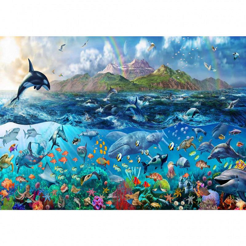 Fototapete Unterwasserwelt tropisches Paradies