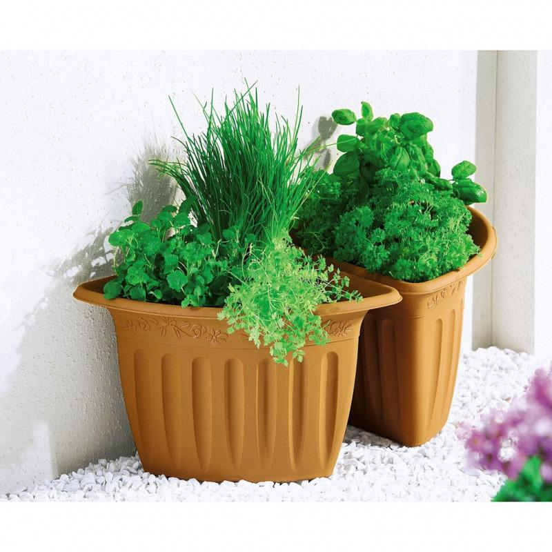 Pflanztopf Blumentopf Vario 2er-set