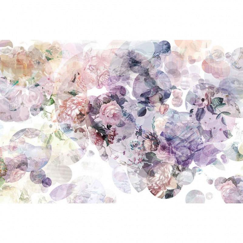 Vlies Fototapete florale Romantik