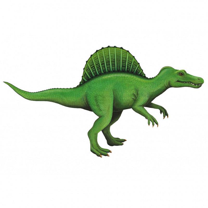 Wandsticker Spinosaurus klein